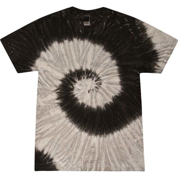 Woodstock Black - Black Shirt Tie Dye